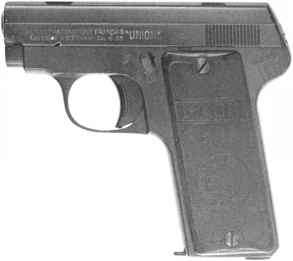 Automatic Pistol Union Cal