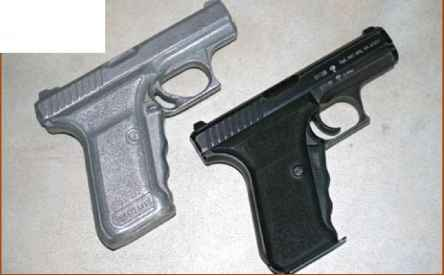 Lindell Aluminum Training Guns