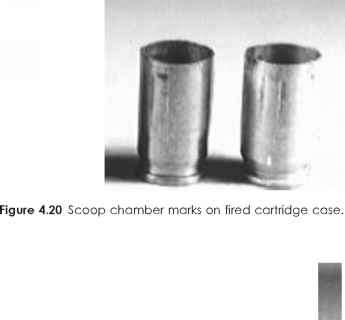 Fluted Cartridge Case