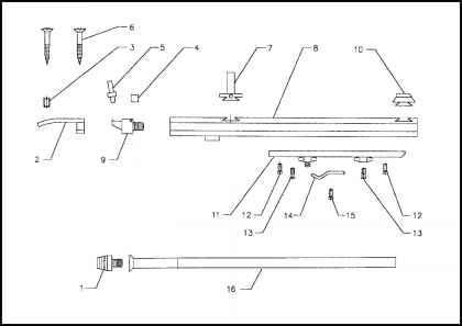 Lyman Plains Pistol Diagram
