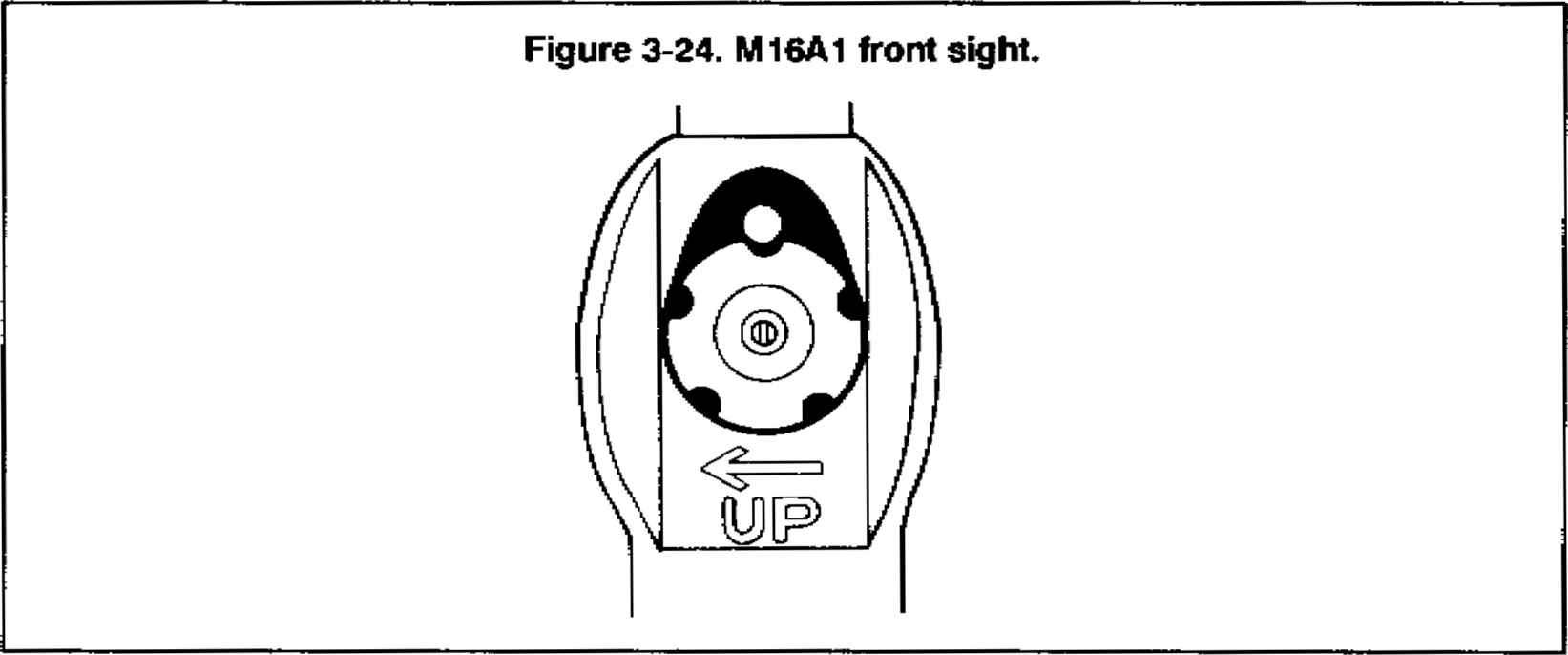M16a1 Rear Sight