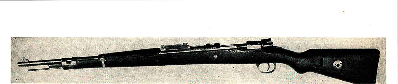 German Mauser Rifles