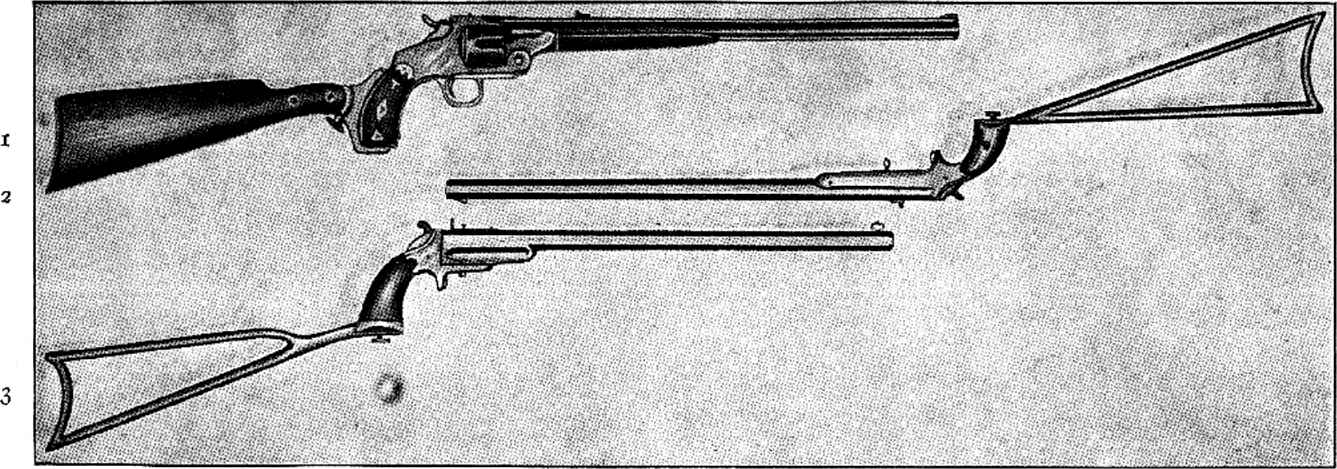 Evans Repeating Rifle