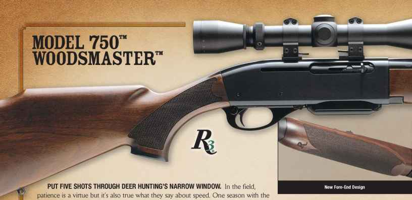Specifications Remington