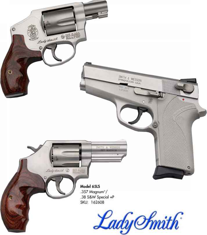 Smith Wesson Lady Smith Special