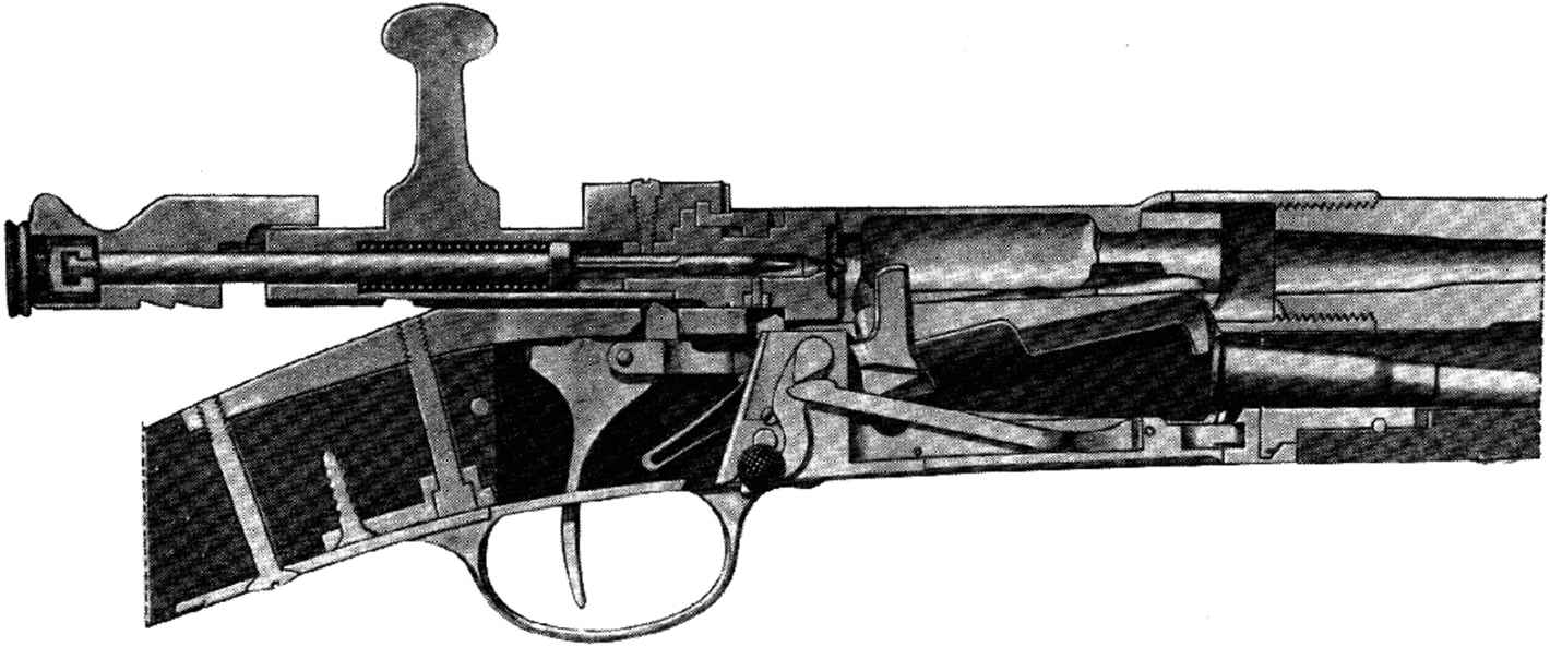 French Gras Rifle