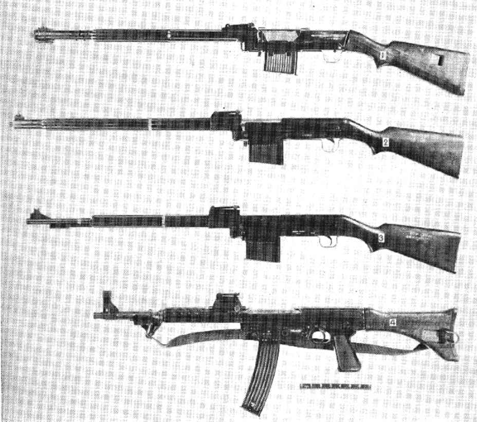 Prototyp Semi Rifle