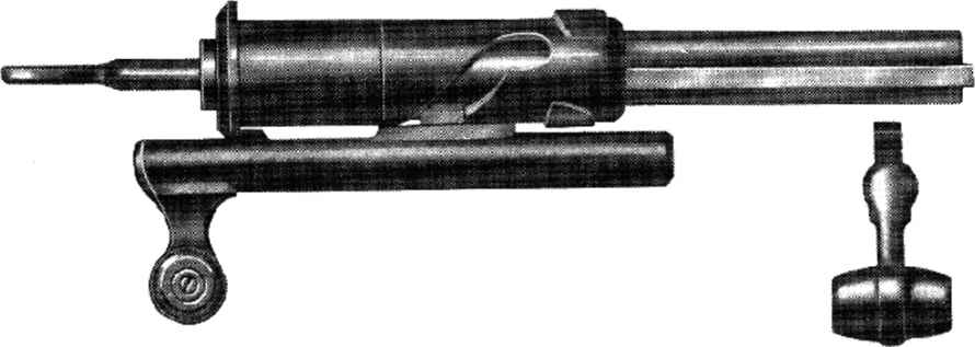 Rifle Design Bolt Drawing