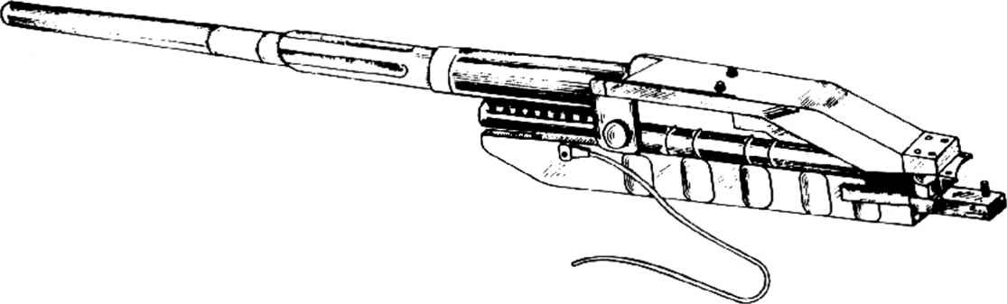 Revolver Cannon Drawings