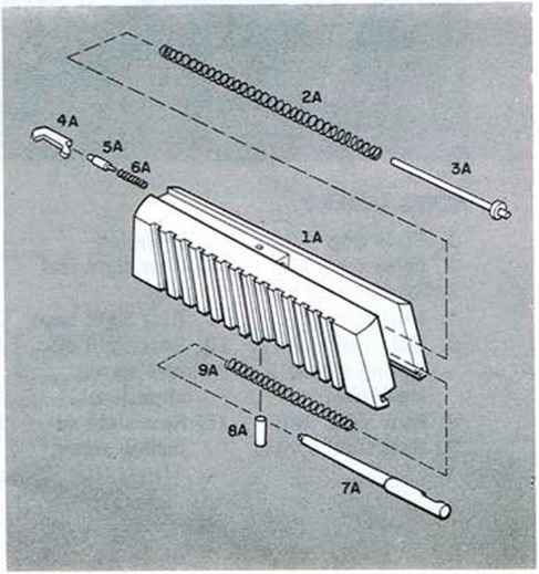 Gun Silencer Diagram For Pistol