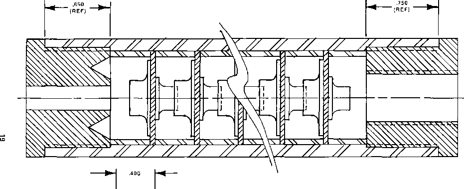 Silencer Crossection