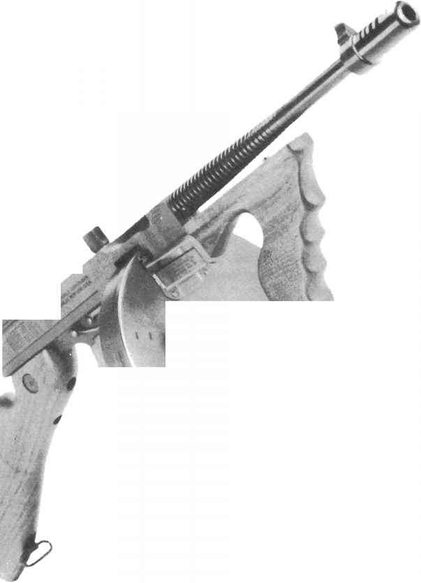 Thompson Disassembly