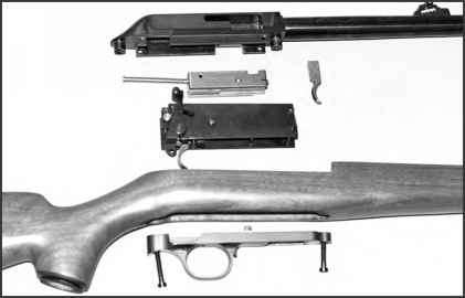 Thompson M1a1 Trigger Assembly