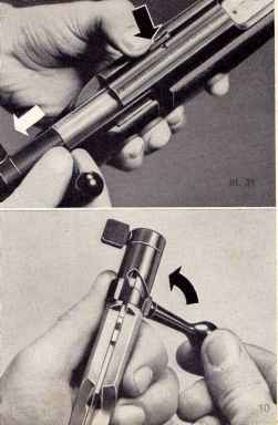 Walther Bolt