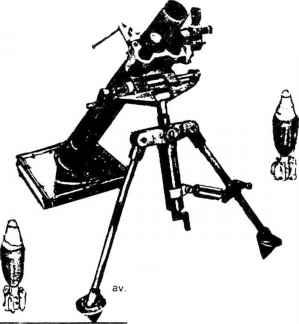 Mortars - Improvised Weaponry - Bev Fitchett's Guns Magazine