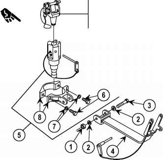 Adjusting gear selector mechanism  28cable control gear selection 29 also Clarion Aux Input in addition Hcpro 420sc as well 435939 Help Wiring Insert Cables in addition Kuhn1. on cable head