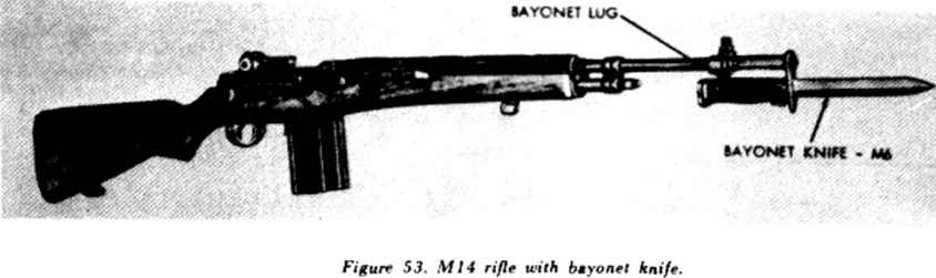 Bayonet Drawing