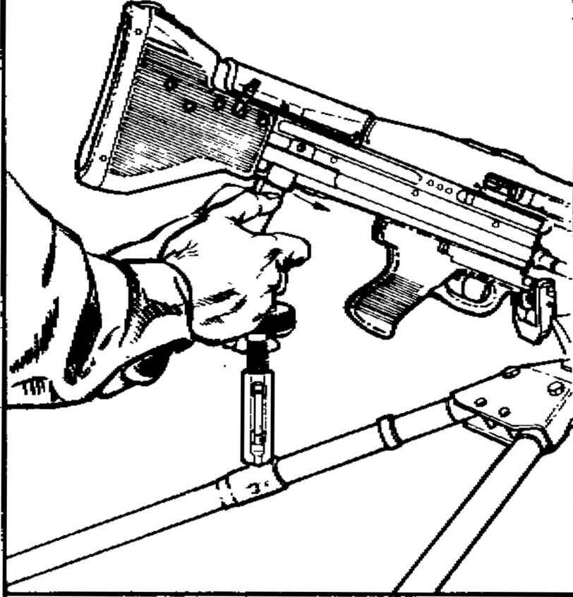 M2 Carbine Slide