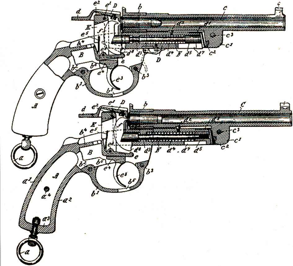 Model Mauser Single Shot Pistol - Mauser Rifles and Pistols