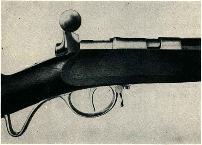 Mauser Norris Bolt Action Rifle