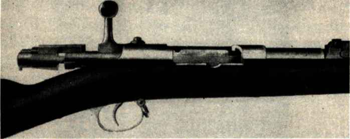 German Mauser 1871 Infantry