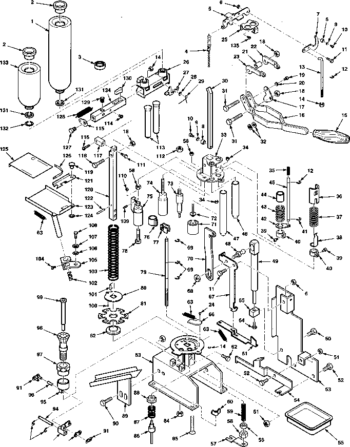 Pump And Motor Specifications Mec 9000 Shotshell Reloading