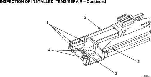 feed pawl assembly m249