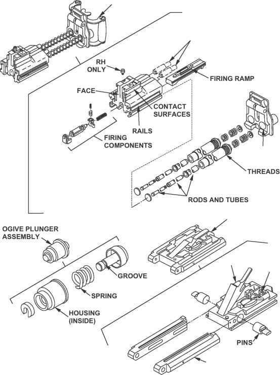 Fantastic Pump Action Shotgun Internal Assembly Mk 19 Machine Gun 40Mm Mk 19 Wiring Cloud Mangdienstapotheekhoekschewaardnl