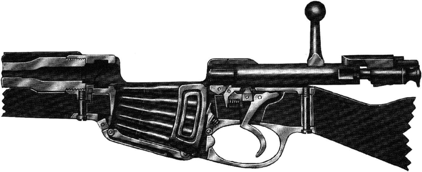 Dutch Mannlicher - Modern Rifles - Bev Fitchett's Guns Magazine