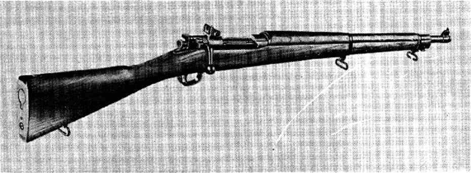 Springfield M190 Rifle