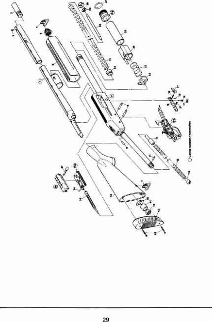 mossberg 500 parts list diagram  mossberg  get free image
