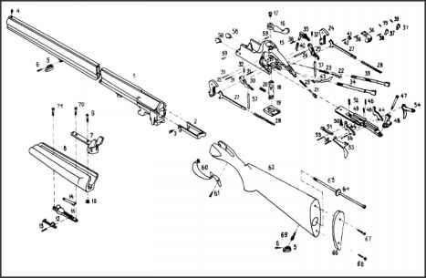 remington model 11 parts browning auto