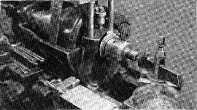 Rims Repair Lathe