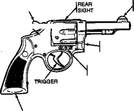revolver 38 parts revolver cal 38 special s w S&W Model 10 Holster smith wesson revolver barrel