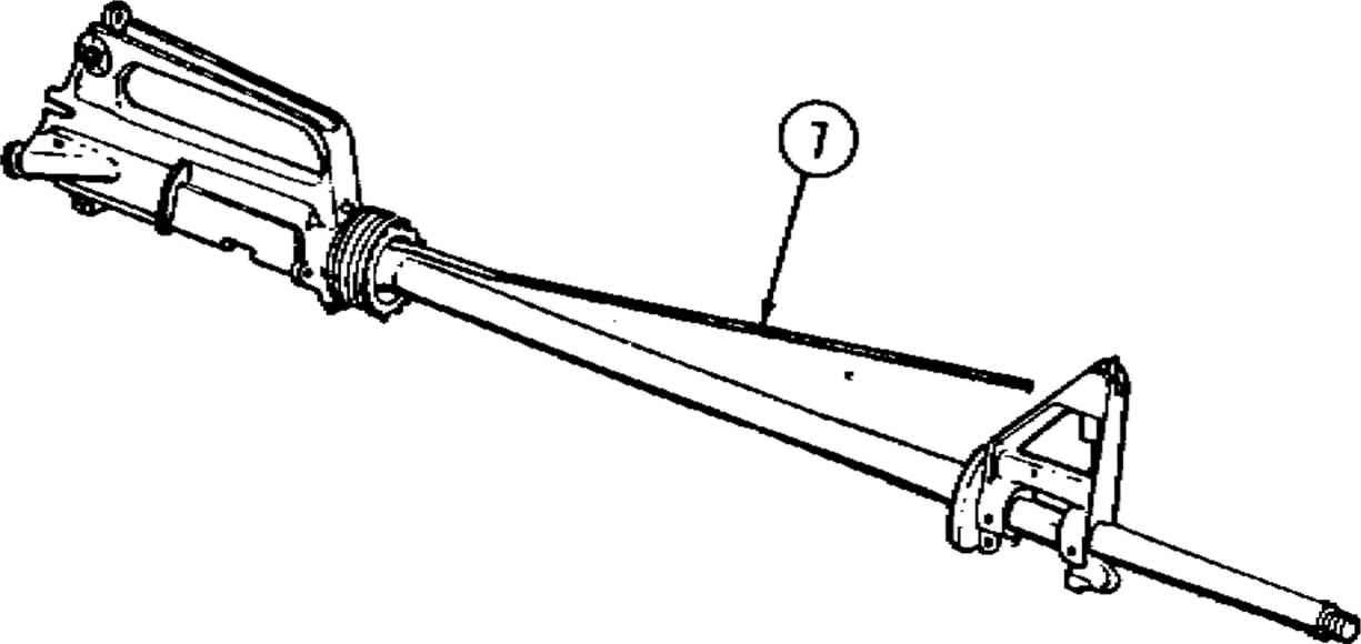 Upper Receiver And Barrel Assembly