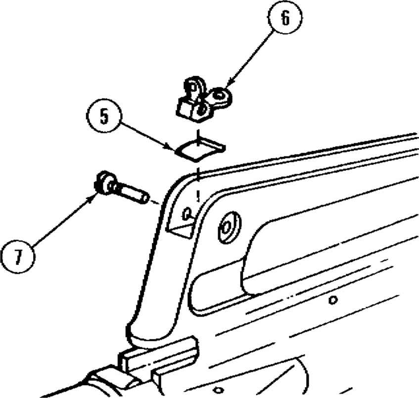 upper receiver assembly cont