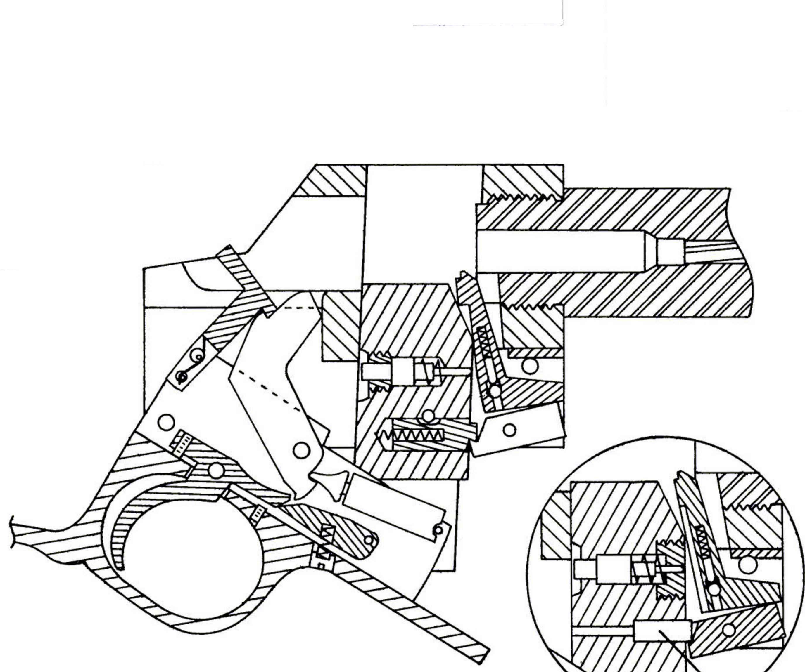 Falling Block Rifle Plans Rifle Plans Bev Fitchett S
