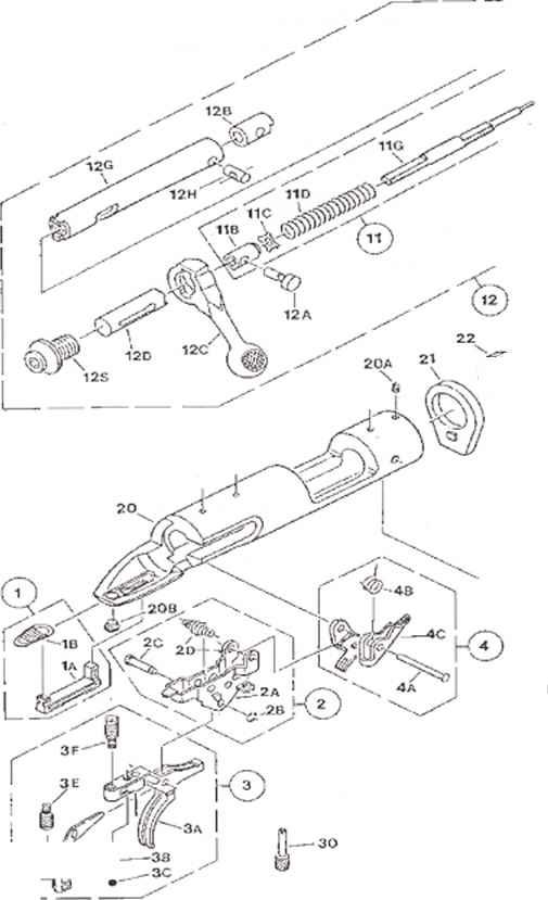 Muzzleloader Parts - Savage Arms Model 10ML II Muzzleloader