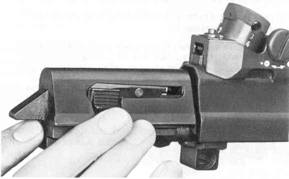 Sig Sg 551 Parts Diagram