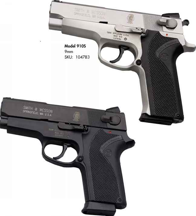 Smith And Wesson Handguns Pics