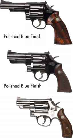 Glass Bead Finish Guns