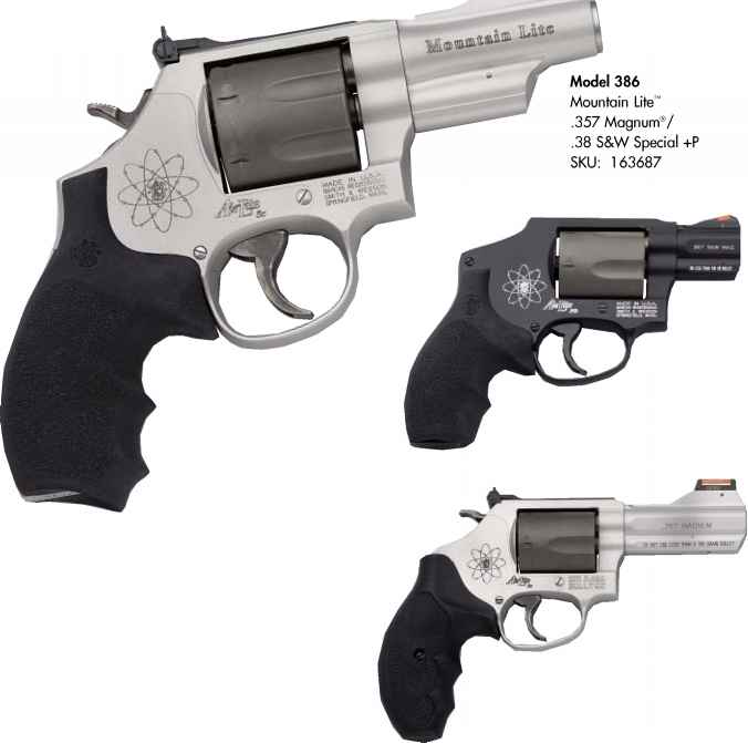 Smith And Wesson Small Frame Revolvers