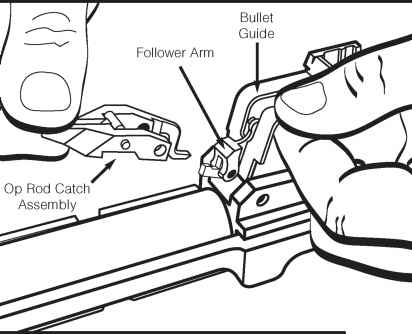 Disassembly Of Barrel And Receiver Group