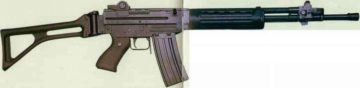 Galil Field Stripped - Sub Machine Guns - Bev Fitchett's Guns Magazine