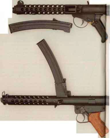 22lr Submachine Gun