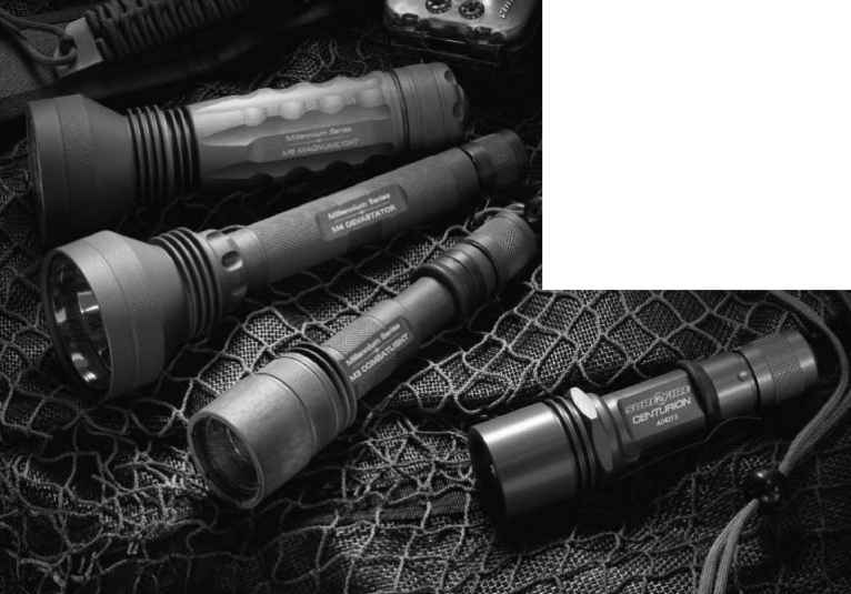 Hybeam Defense Flashlight