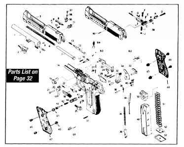 2001 ford taurus wiring schematics taurus pt99 schematics taurus service policy - taurus pistol - bev fitchett's ... #3