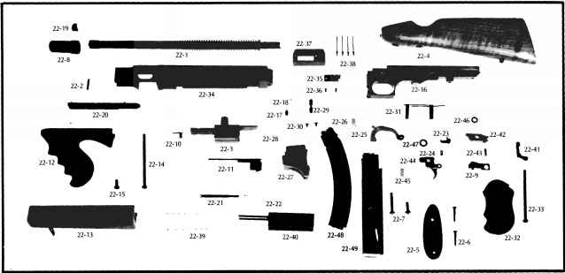 Ar 15 Parts Diagram Furthermore Ar 15 Parts Diagram In Addition Ar