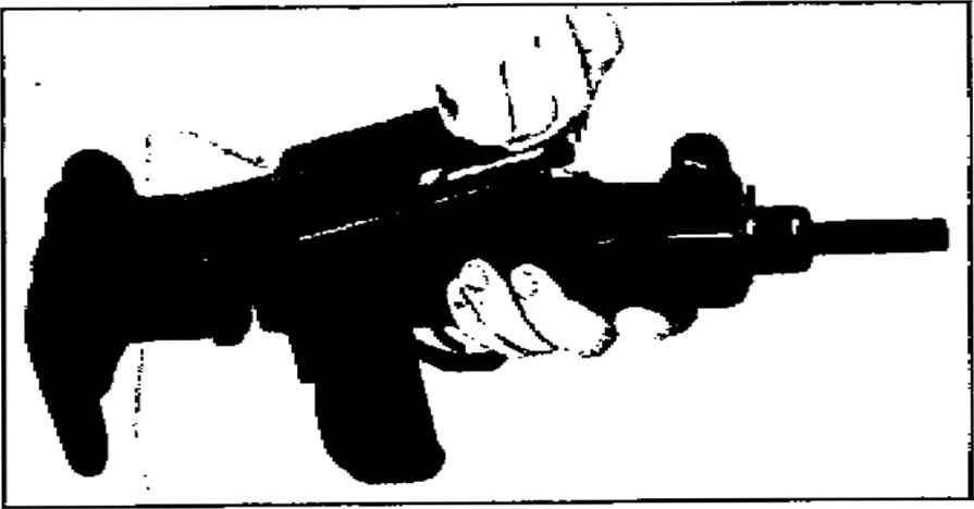 Stripping And Assembling - UZI SMG Caliber 9mm Parabellum